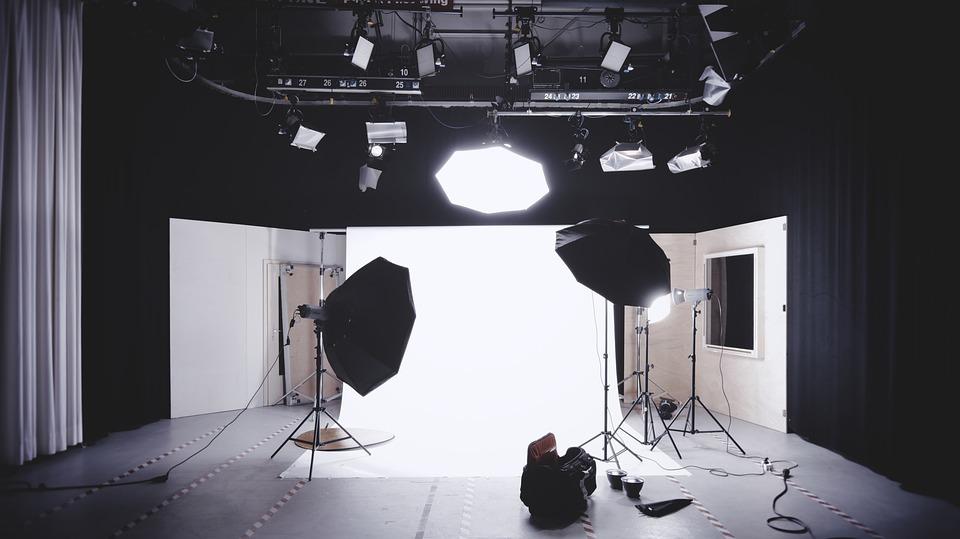 Studio de séance photo